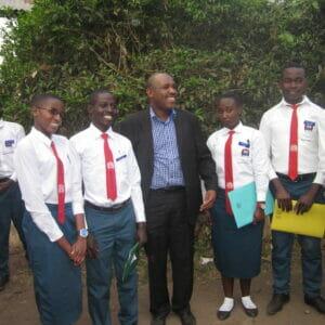 Student Leadership in Kisoro Vision SS