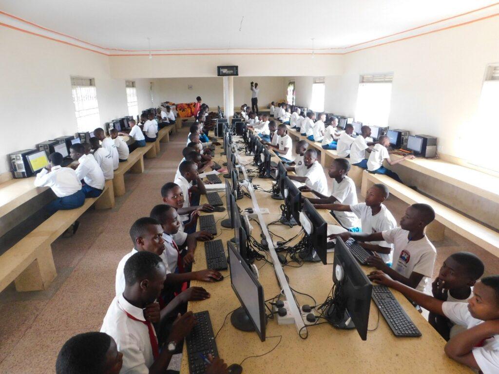 Kisoro Vision computer Lab.